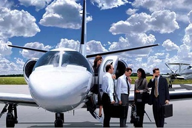 Private Jet Hire Exquisite Chauffeurs